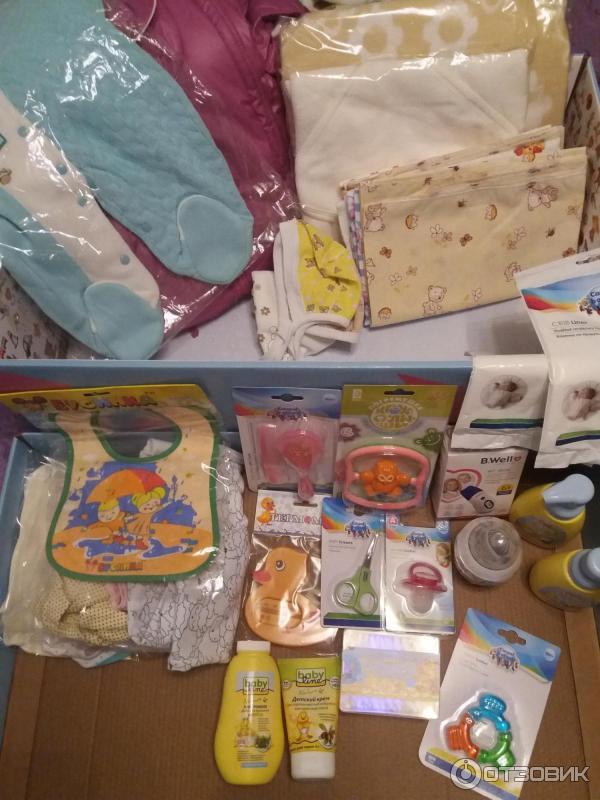 Коробка для новорожденных от собянина в москве в 2020 году