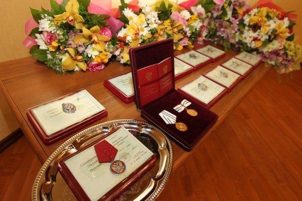 Наследование государственных наград и памятных знаков