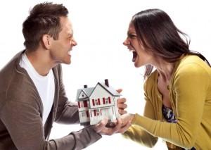 Как разделить ипотечную квартиру при разводе?