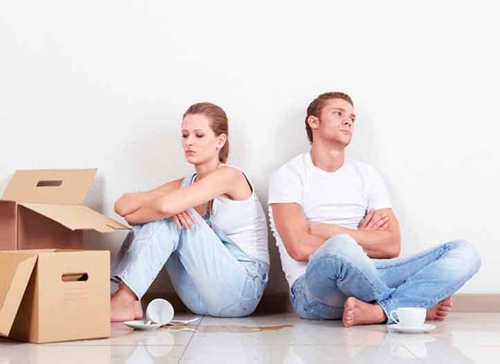 Раздел однокомнатной квартиры при разводе