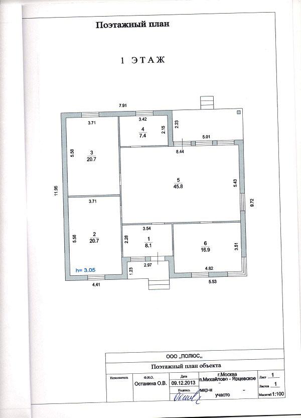 Кадастровый план территории — что это и где заказать