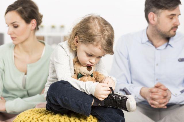 Учитывается ли мнение ребенка при разводе