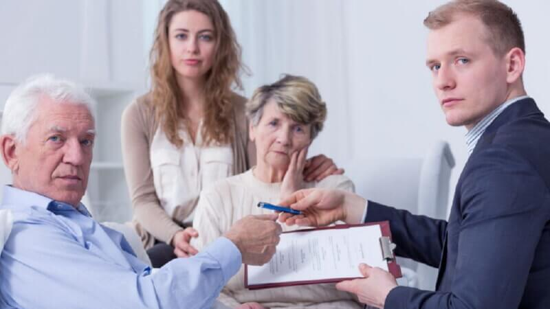 Могут ли пенсионеры претендовать на обязательную долю в наследстве?
