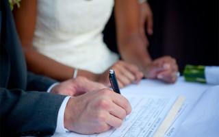 Брачный договор с установлением режима раздельной собственности супругов как на имущество, приобретенное каждым из супругов до государственной регистрации заключения брака, так и на имущество, приобретенное ими во время брака - бланк образец 2020