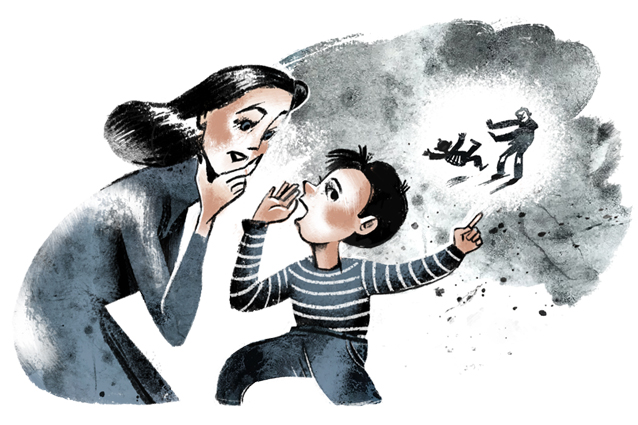 Возраст ребенка при разводе