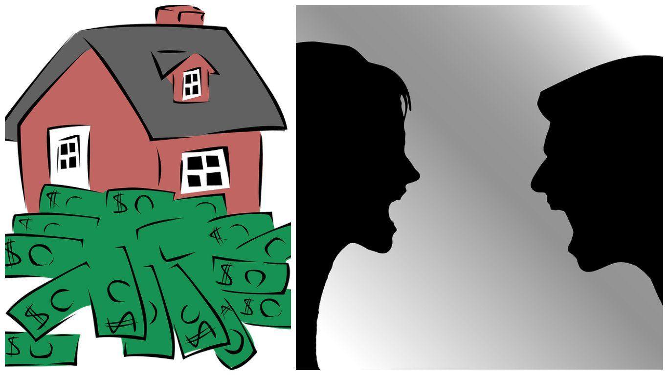 О том, считается ли наследство совместно нажитым имуществом