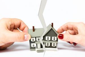 Раздел дома при разводе между супругами