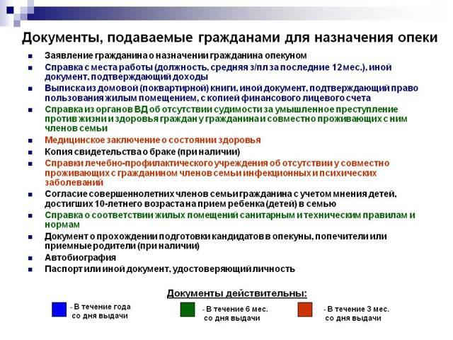 ᐉ документы для оформления опеки над ребенком в 2020 году. mainurist.ru