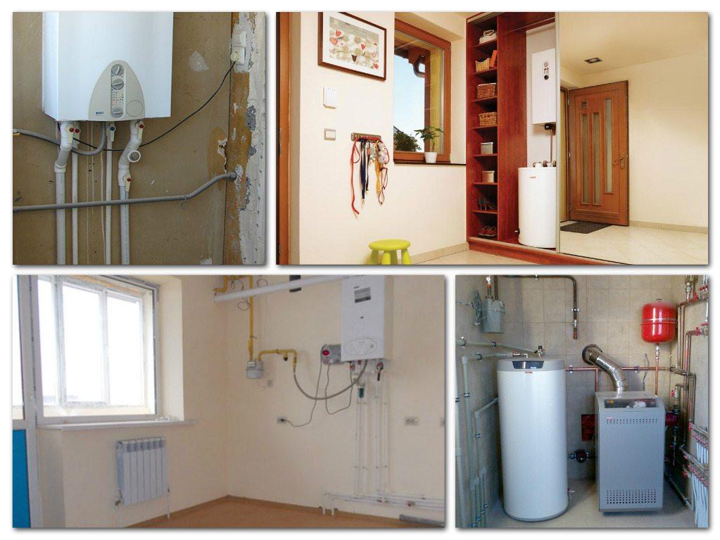 Альтернативное отопление квартиры: принцип обогрева и отопительных устройств жилья