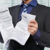 Односторонний отказ от исполнения брачного договора: допускается или нет
