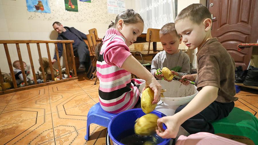 Льготы и выплаты многодетным семьям в москве в 2020 году