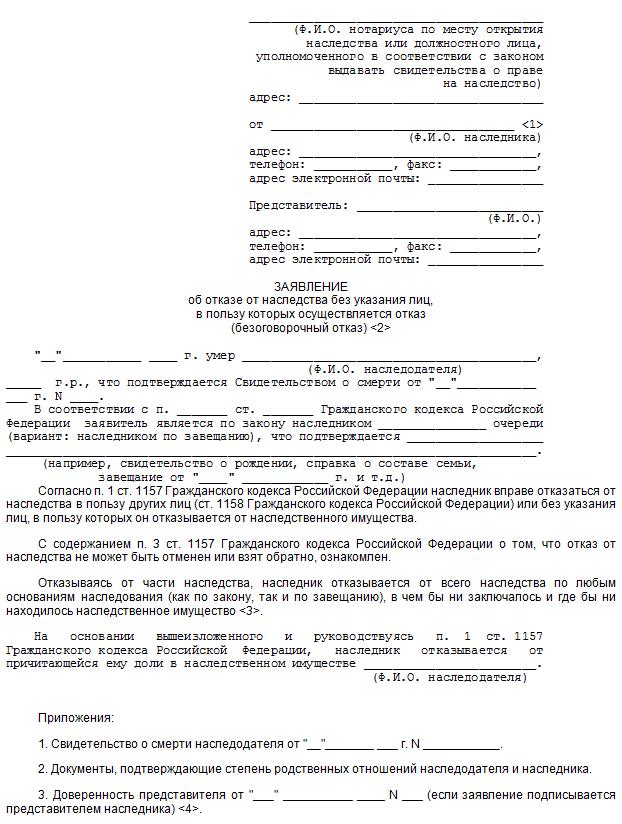 Открытие наследственного дела у нотариуса