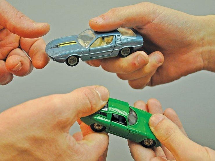 Как сохранить машину при разводе с женой