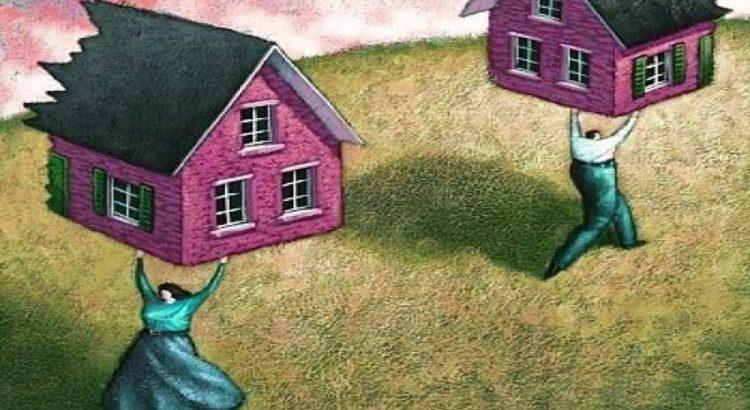 Как делится имущество при разводе