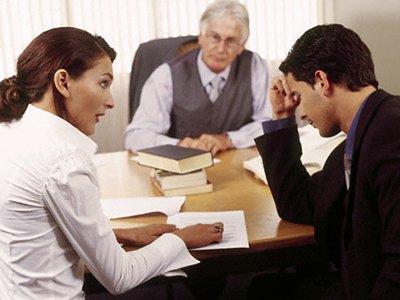 Порядок раздела имущества при разводе по брачному договору