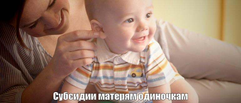 Новый закон о выплате алиментов матери одиночке. ladyjurnal.ru