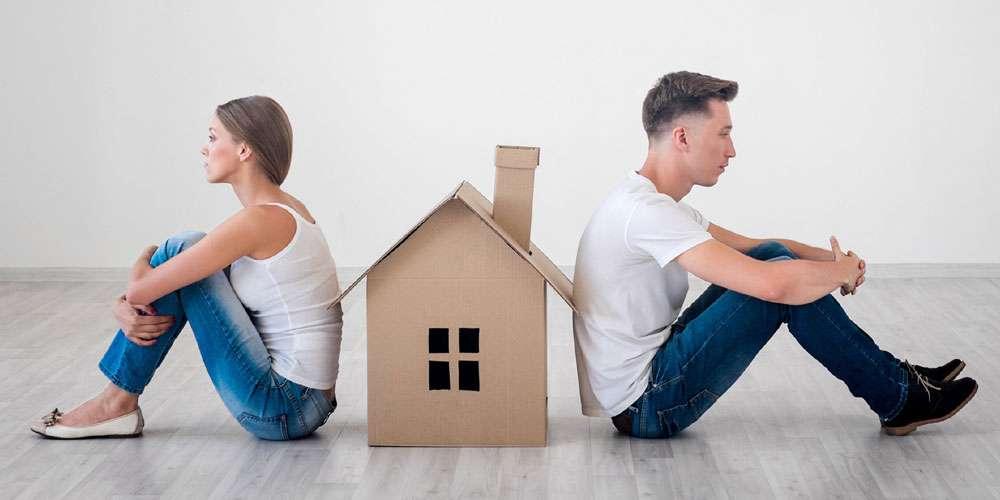 Раздел квартиры при разводе с детьми