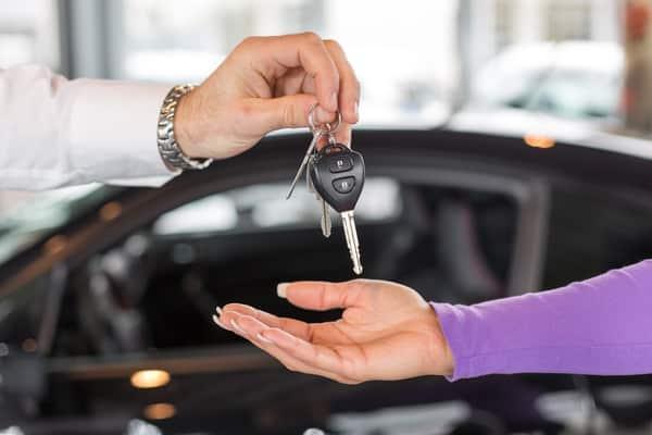 Договор купли-продажи автомобиля 2020 по доверенности