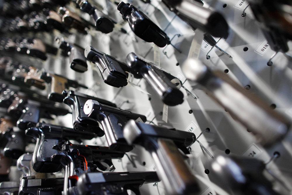 Правила ношения травматического оружия в россии