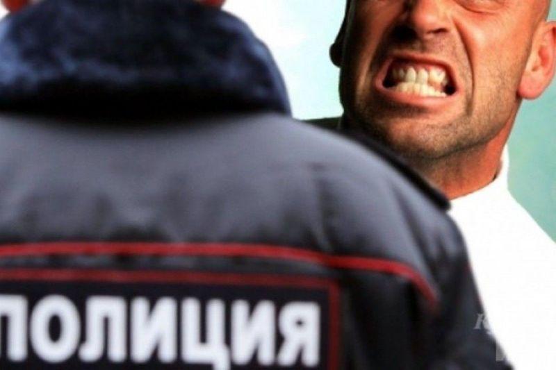 Оскорбление сотрудника полиции при исполнении статья 318 ук рф комментарий