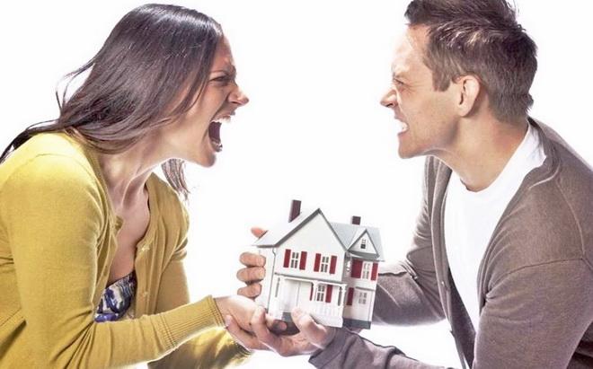 Развод квартира в ипотеке маленький ребенок