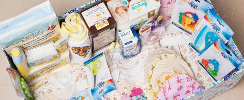Содержимое коробки для новорожденных от собянина москва 2020