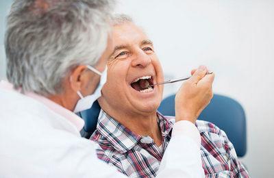 Пенсионерам лечение зубов 2020