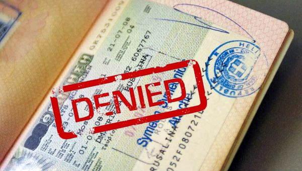 Отказ в шенгене через сколько сообщают