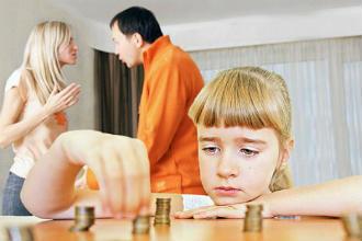 Как заставить платить алименты бывшего мужа?